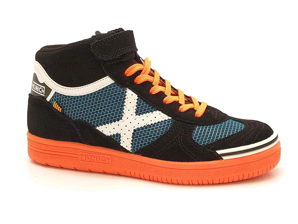 Zwarte Munich Sneakers G3 Boot Kids