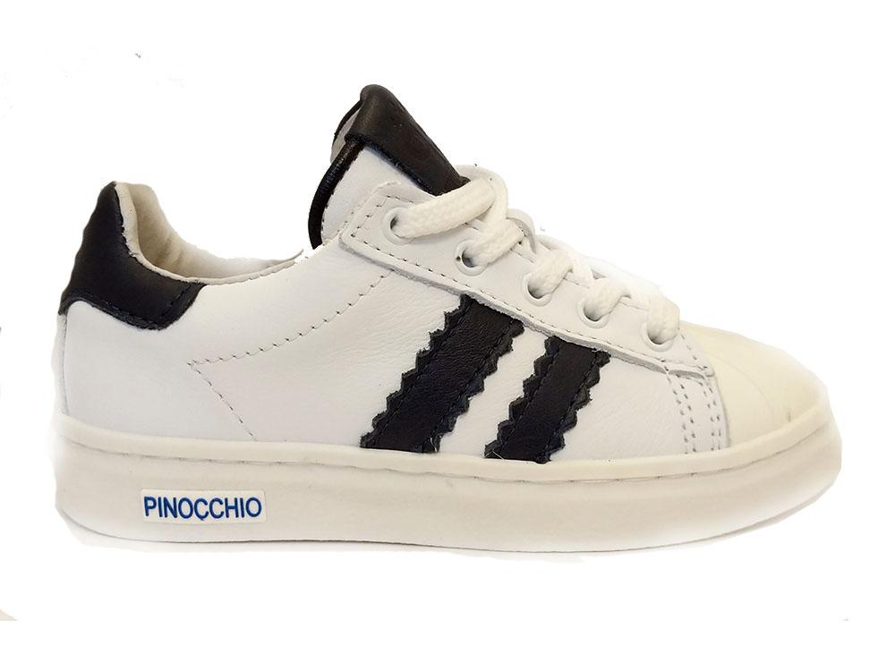 Witte Pinocchio Veterschoenen