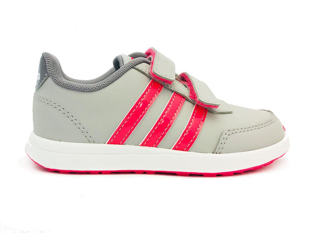 ef318b103e7 Grijze adidas Sneakers VS Switch 2 Kids - Verest Schoenen