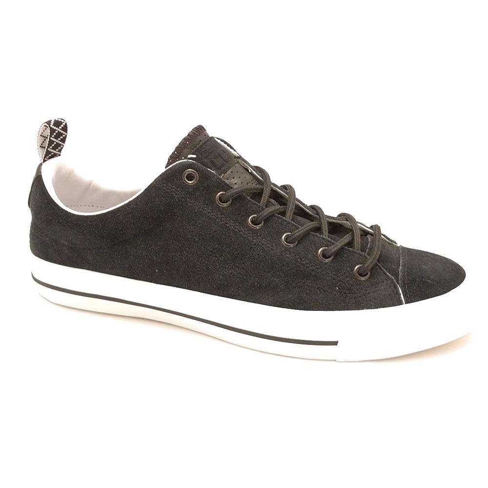 Lage Converse Star Player Premium Black Leather