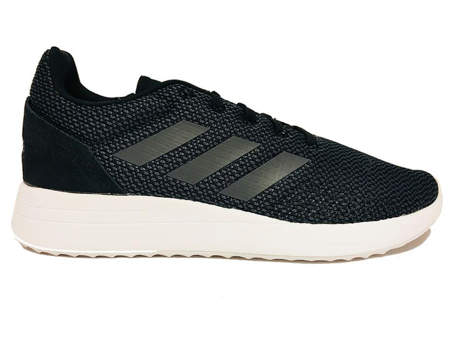 Zwarte Lage Sportieve Sneakers Adidas Run