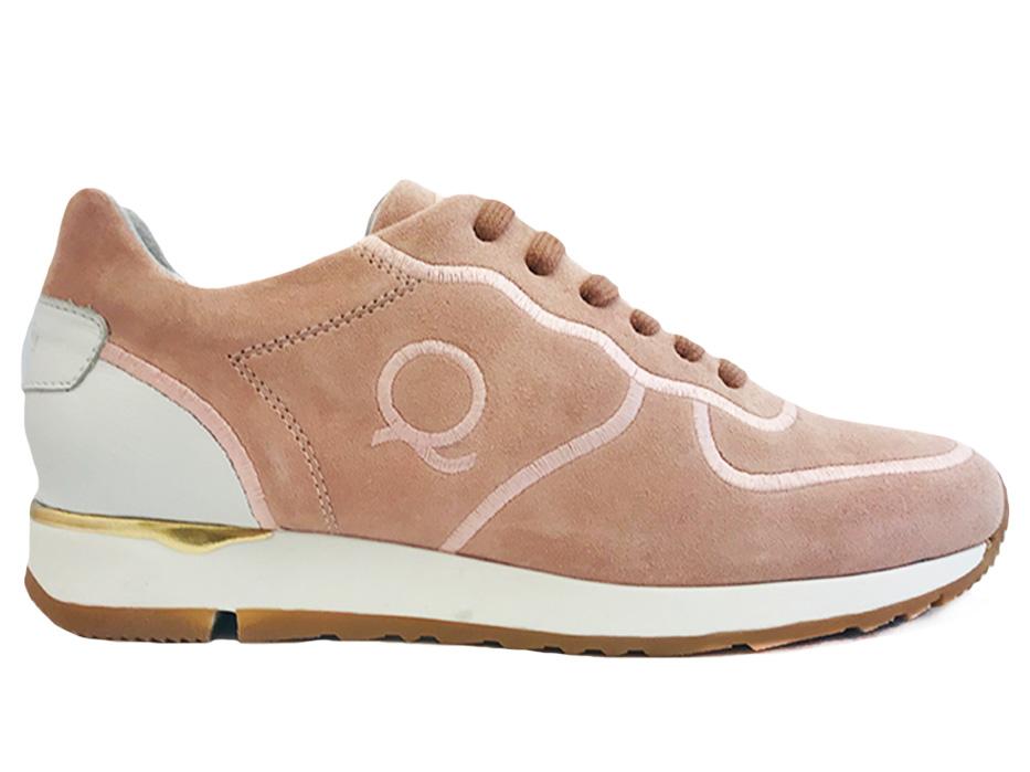 Roze Aqa Sneakers