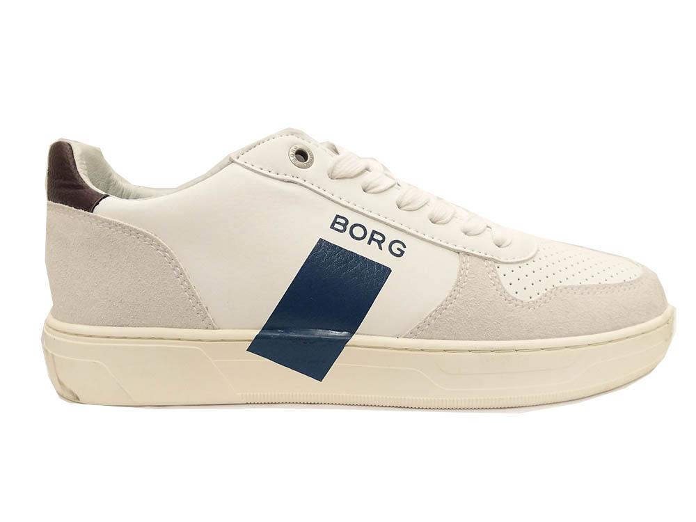 Witte Bjorn Borg Veterschoenen T1020 Low