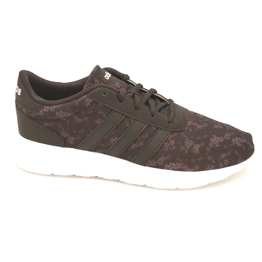 Zwarte Adidas Sneakers Lite Racer W