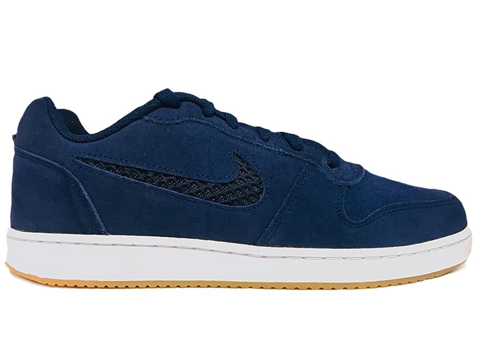 Blauwe Nike Sneakers Ebernon Low Premium