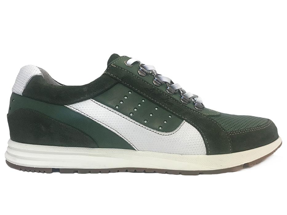 Groene Australian Veterschoenen Gregory Leather