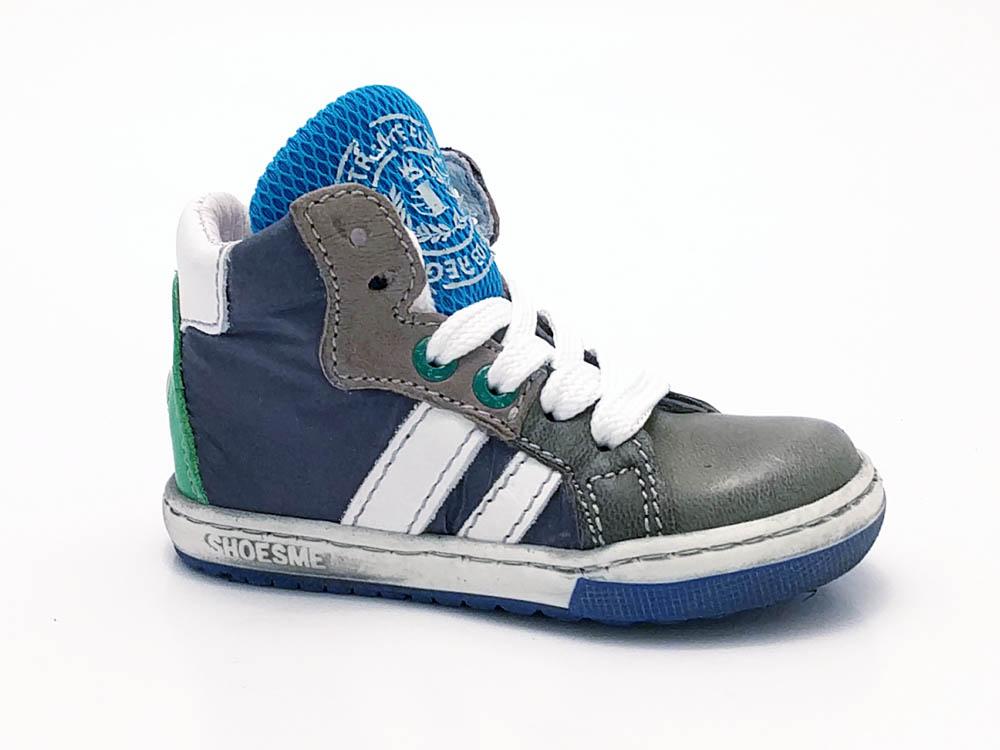 Groene ShoesMe Veterschoenen Flex