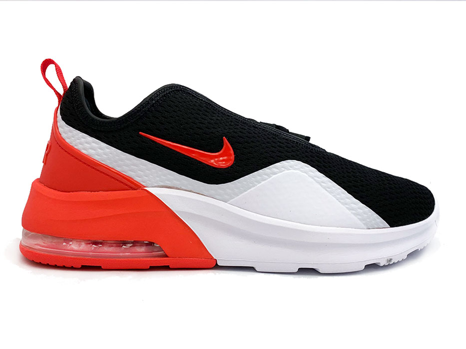 Zwarte Nike Sneakers Air Max Motion 2