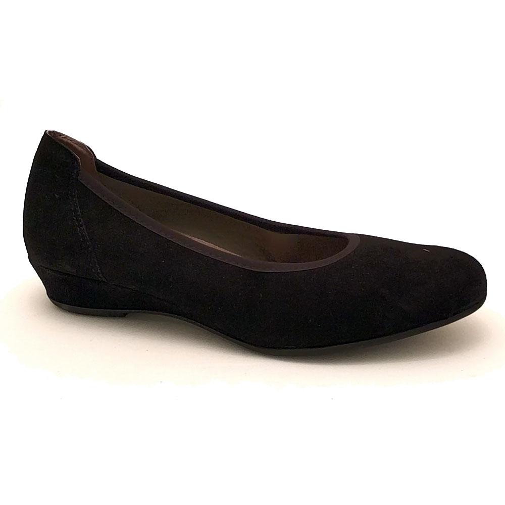 Zwarte Longo Ballerina