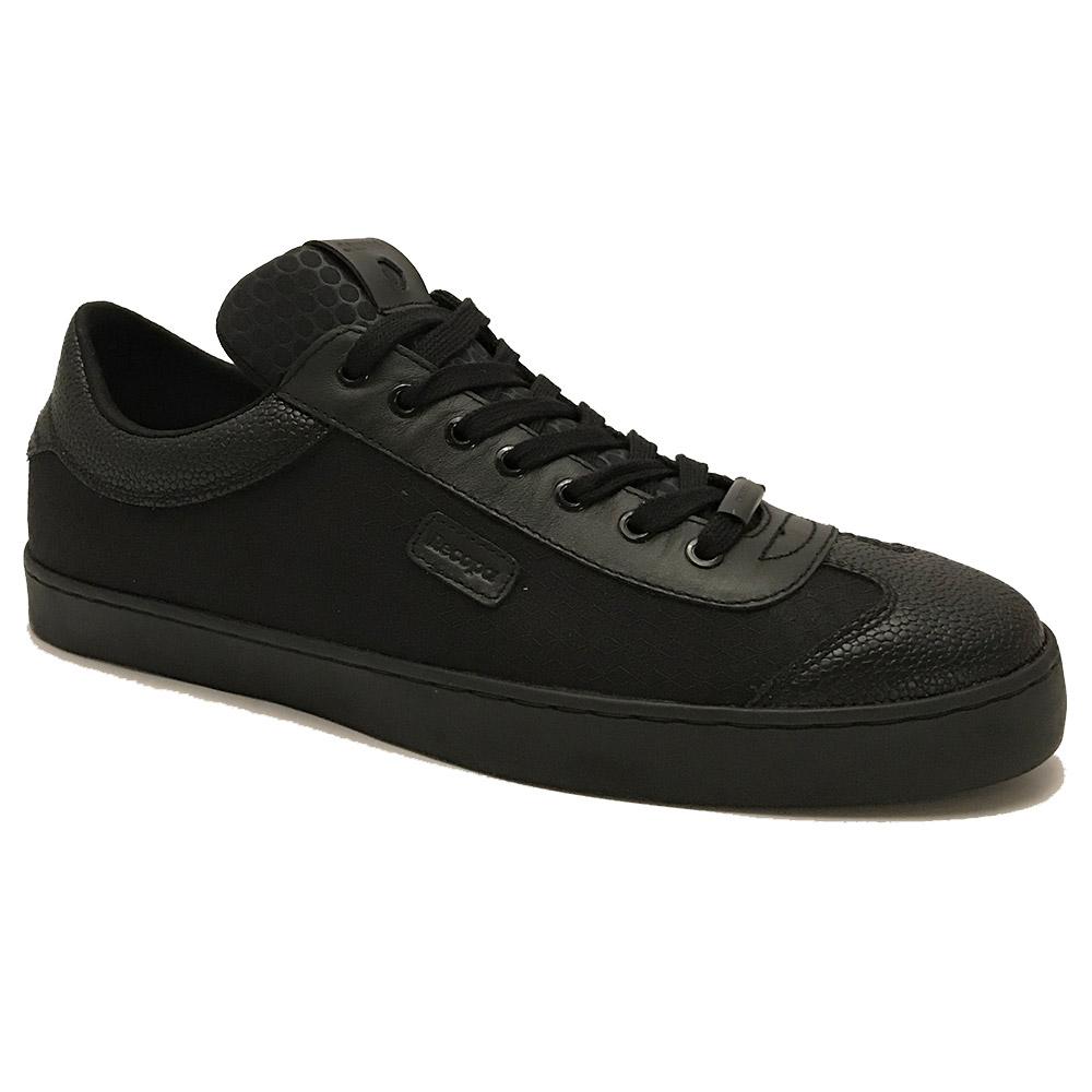 Zwarte Cruyff Santi Sneakers