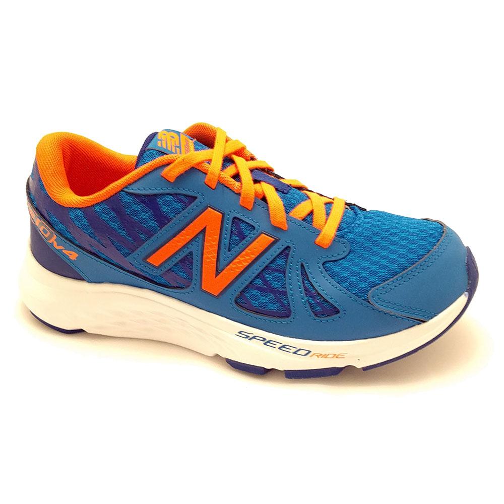 Blauwe New Balance Sneakers KJ690