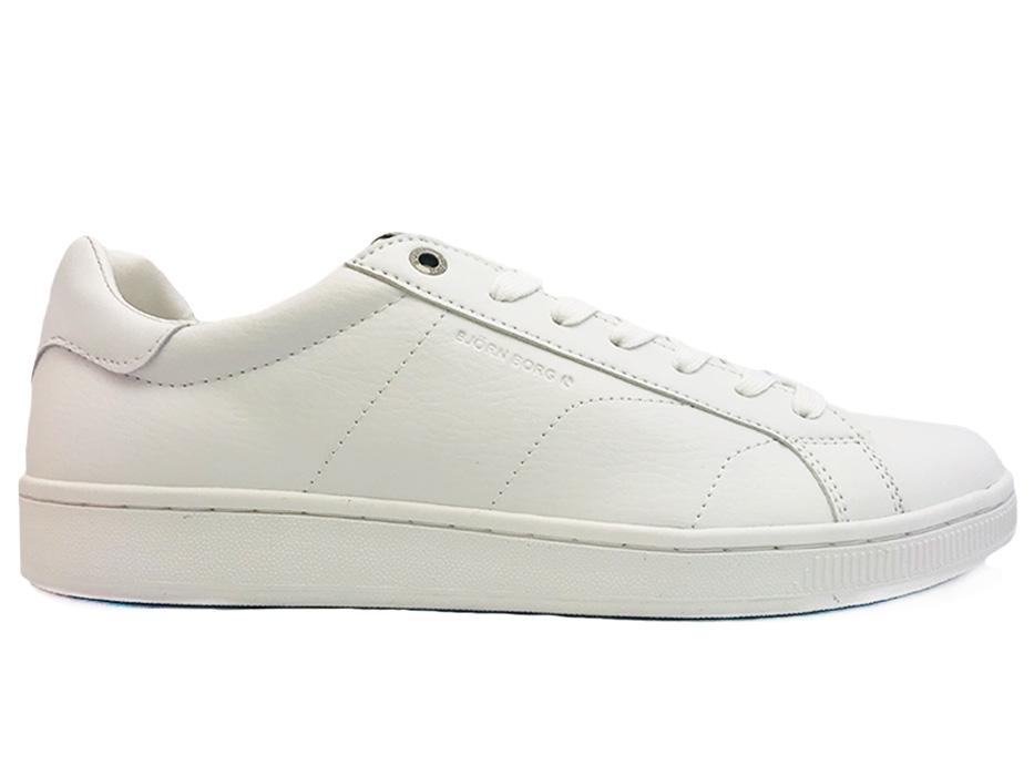 Witte Bjorn Borg Sneakers T305 Low Navy M