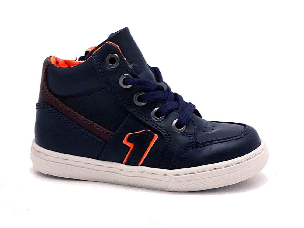 Blauwe Jimmy Joy Veterschoenen