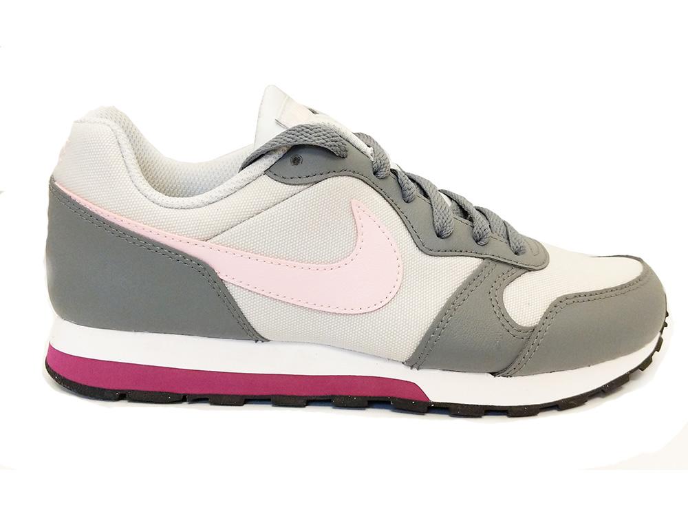 Grijze Nike Sneakers MD Runner 2 Kids