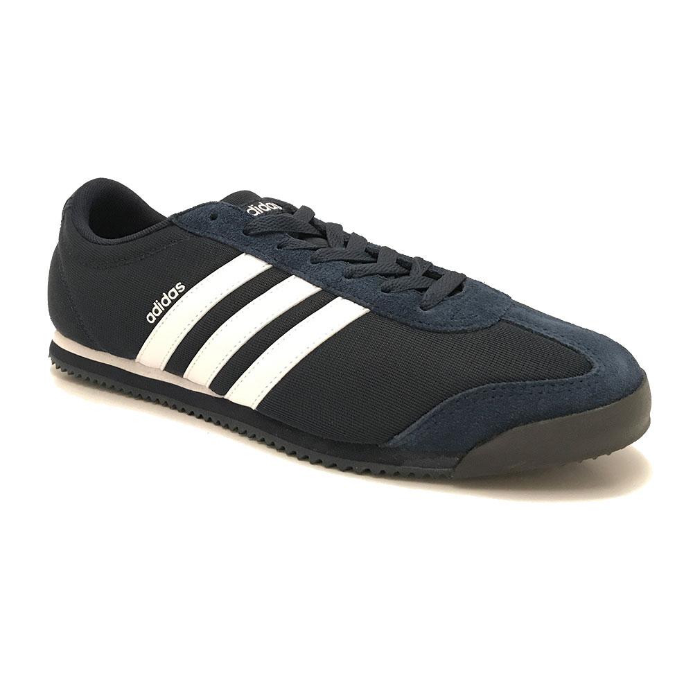 Blauwe adidas Sneakers Troc