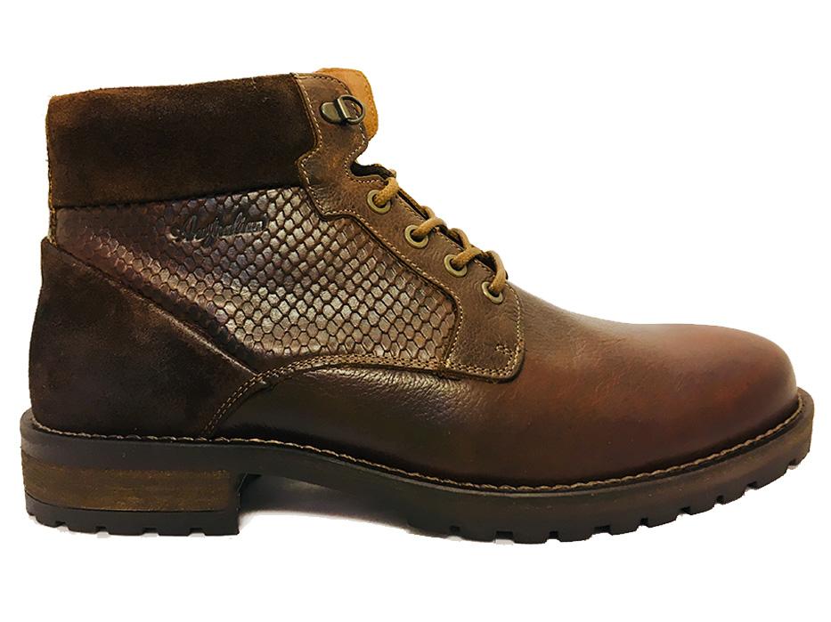 Bruine Australian Veterboots Gonzalo Leather