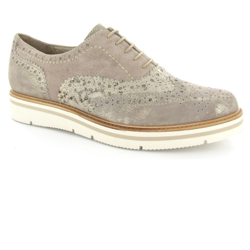 Taupe You Know Veterschoenen
