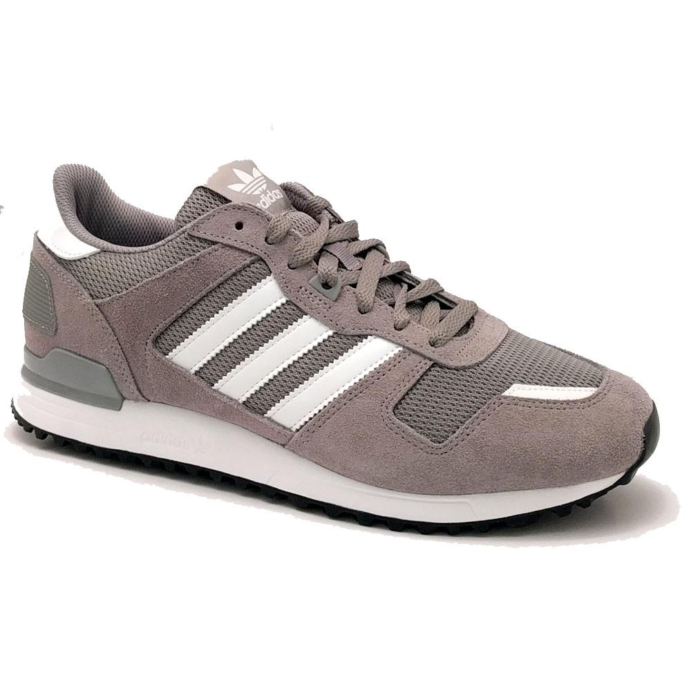 Grijze Adidas ZX700 Sneakers