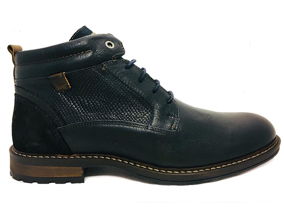 Blauwe Australian Veterschoenen Conley Leather