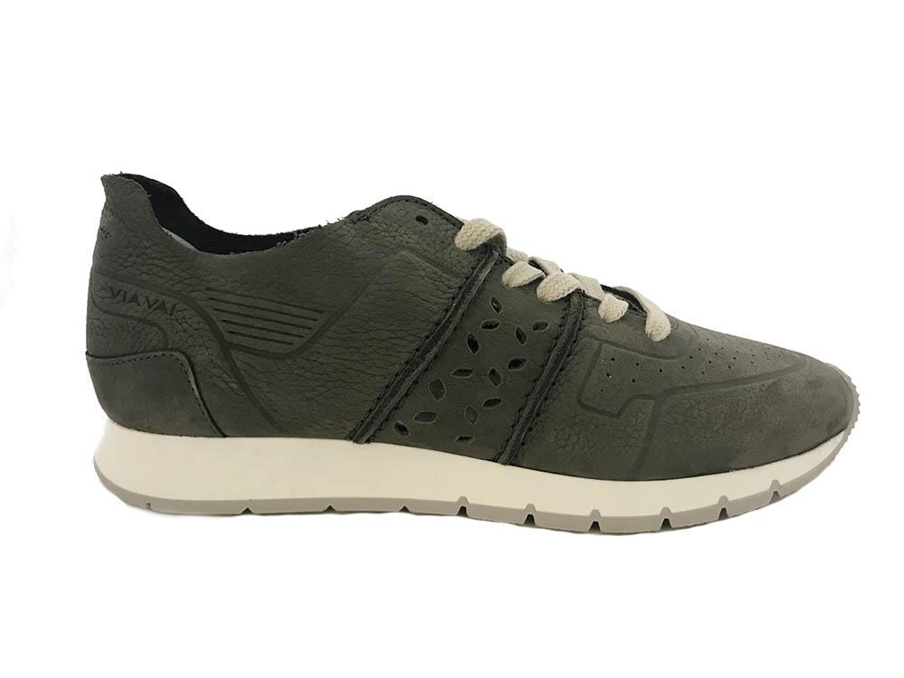 Groene Via Vai Sneakers Cubana Jade