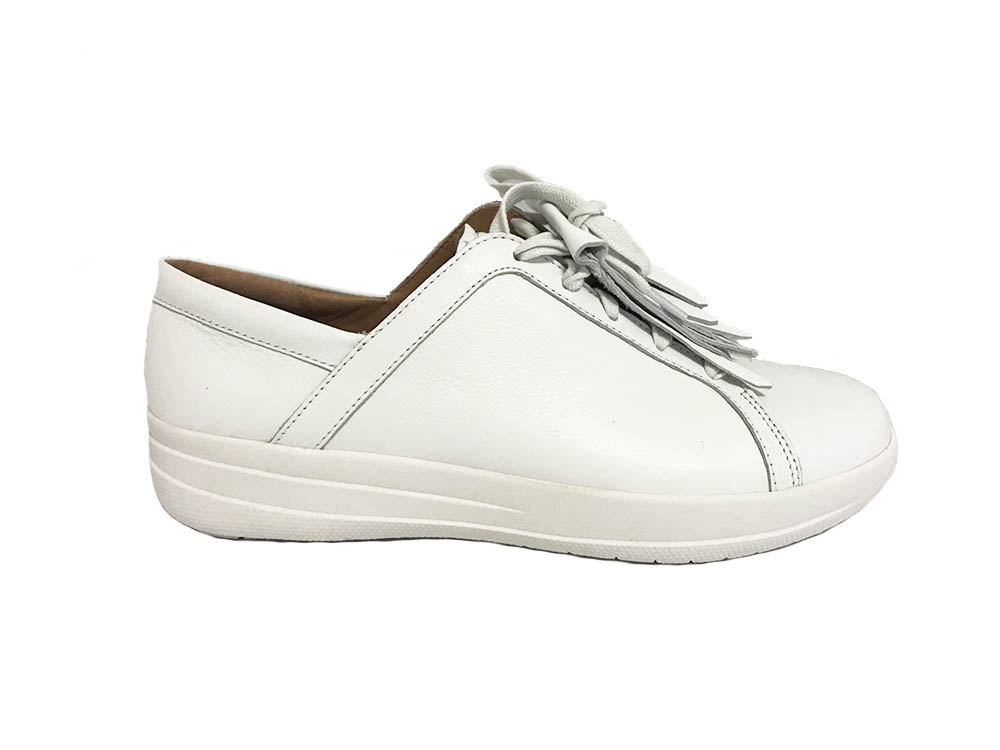 Fitflop™ F-Sporty™ II Lace Up Fringe Sneakers