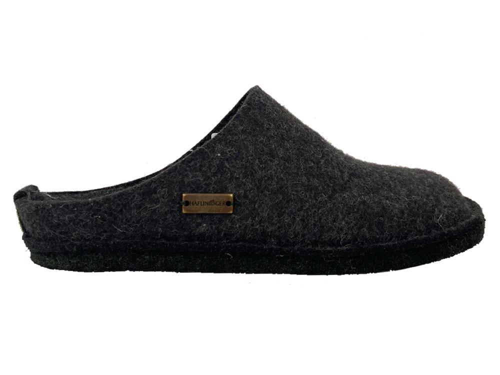 Grijze Haflinger Slippers Flair Soft