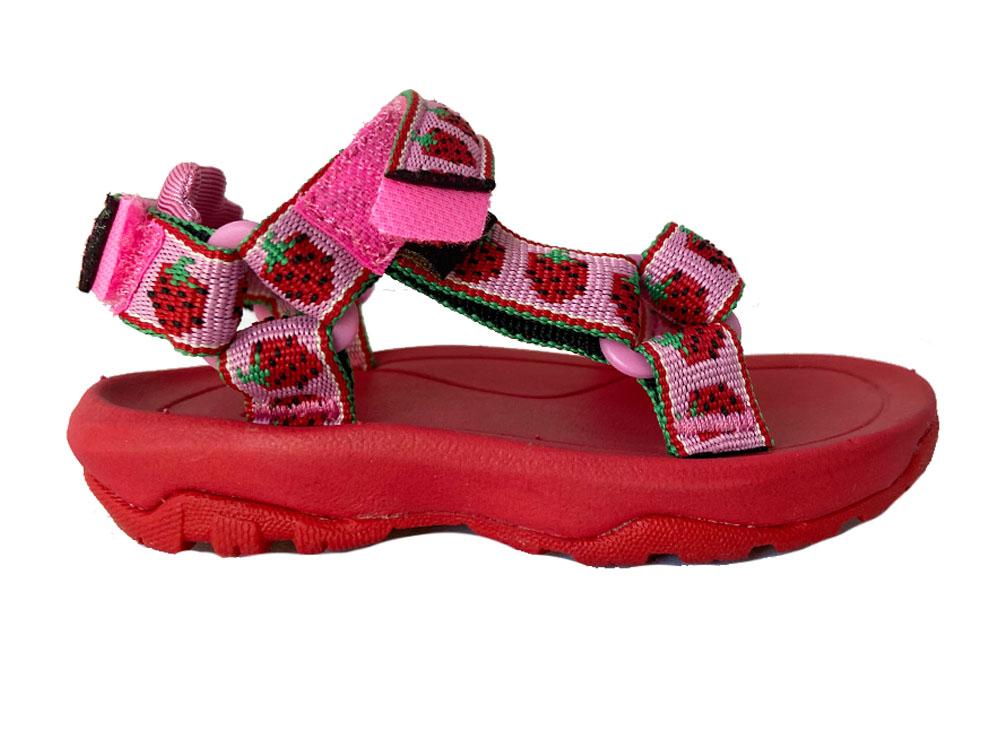 Teva Sandalen Hurricane Kids Strawberry Pink