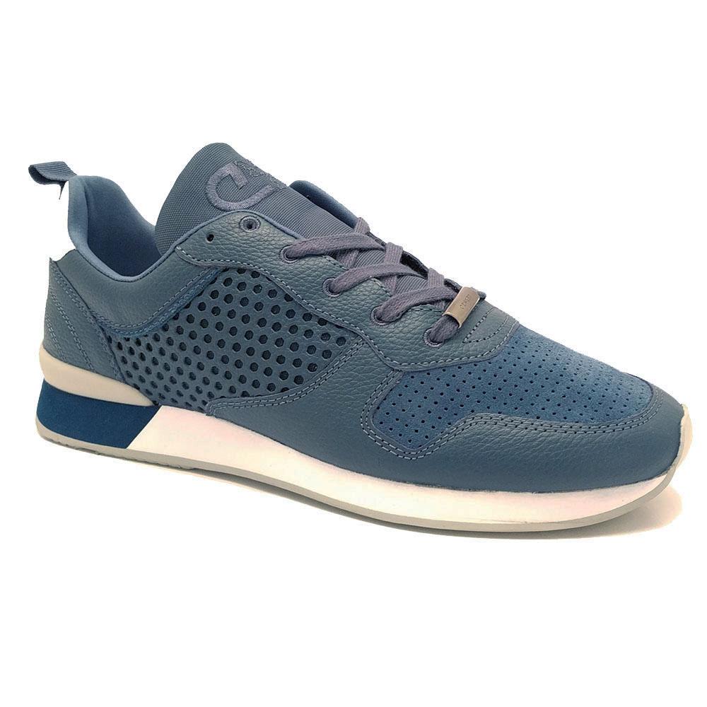 Blauwe Cruyff Sneakers Victor Pale Jeans