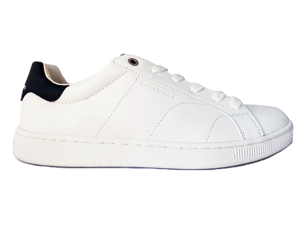 Witte Bjorn Borg Sneakers T305 Low Navy M