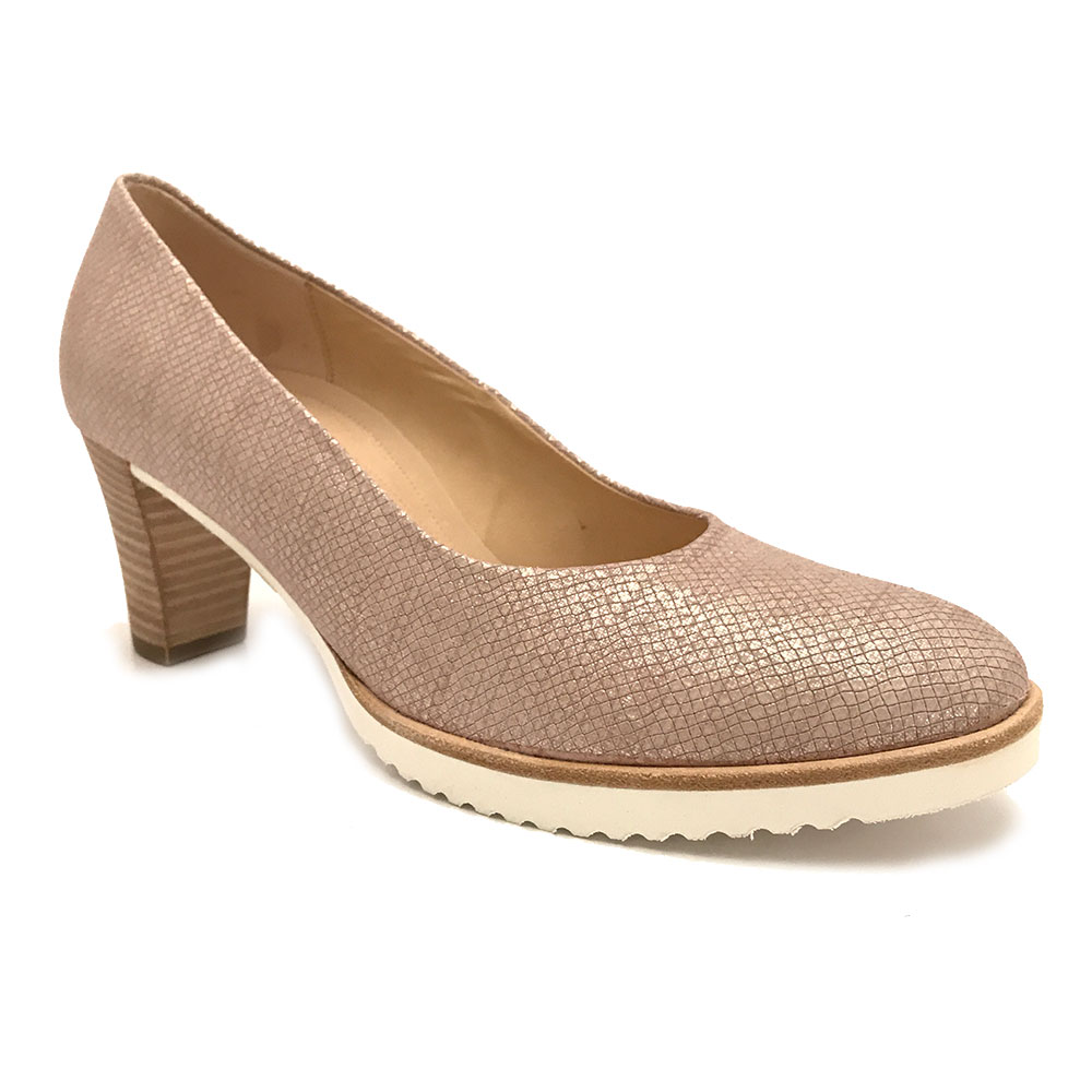 Beige Gabor Pumps