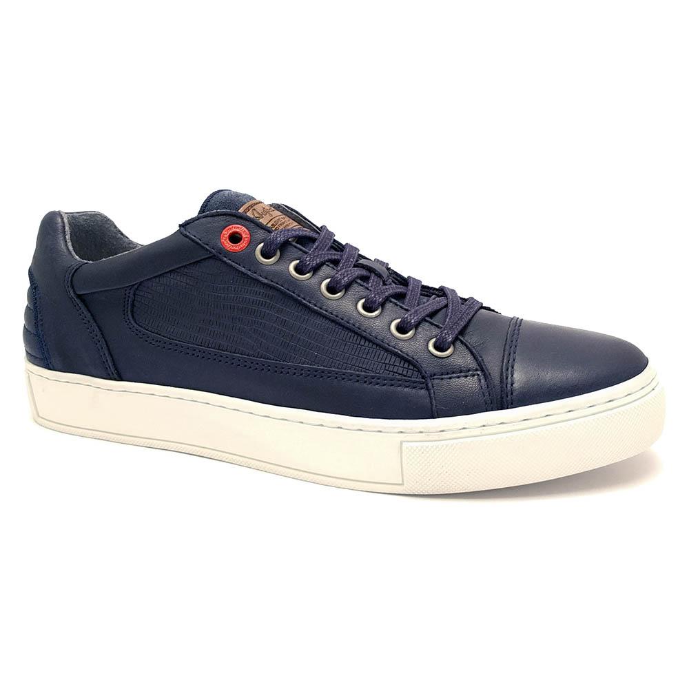 Blauwe Australian Veterschoenen Gibson Leather