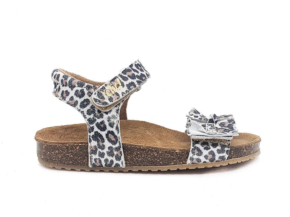 Beige Clic Sandalen Jaguar