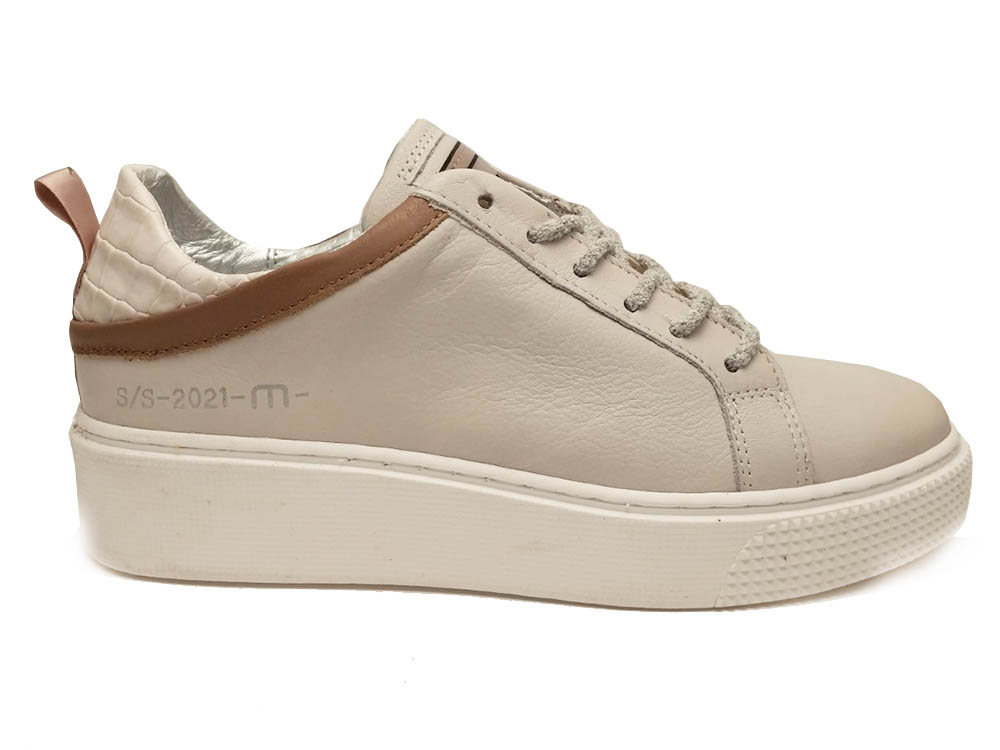 Grijze Mjus Sneakers Panna