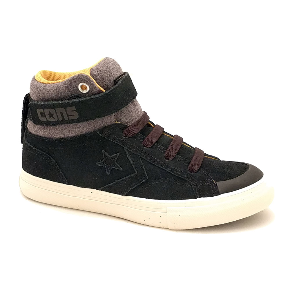 Converse Pro Blaze Strap Sneakers Black