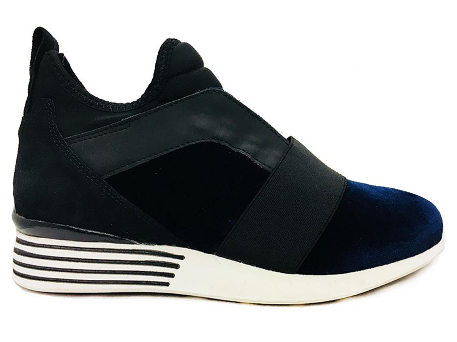 Blauwe Hip Sneakers