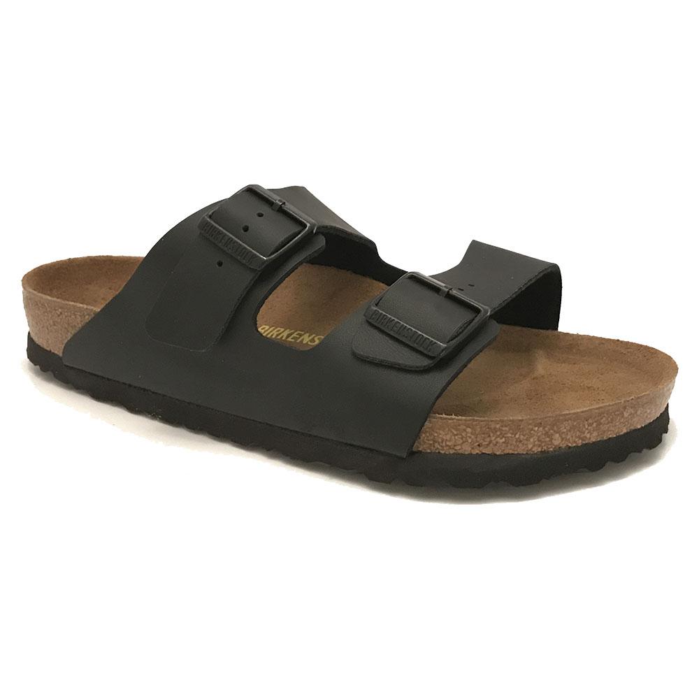 Zwarte Birkenstock Slippers Arizona