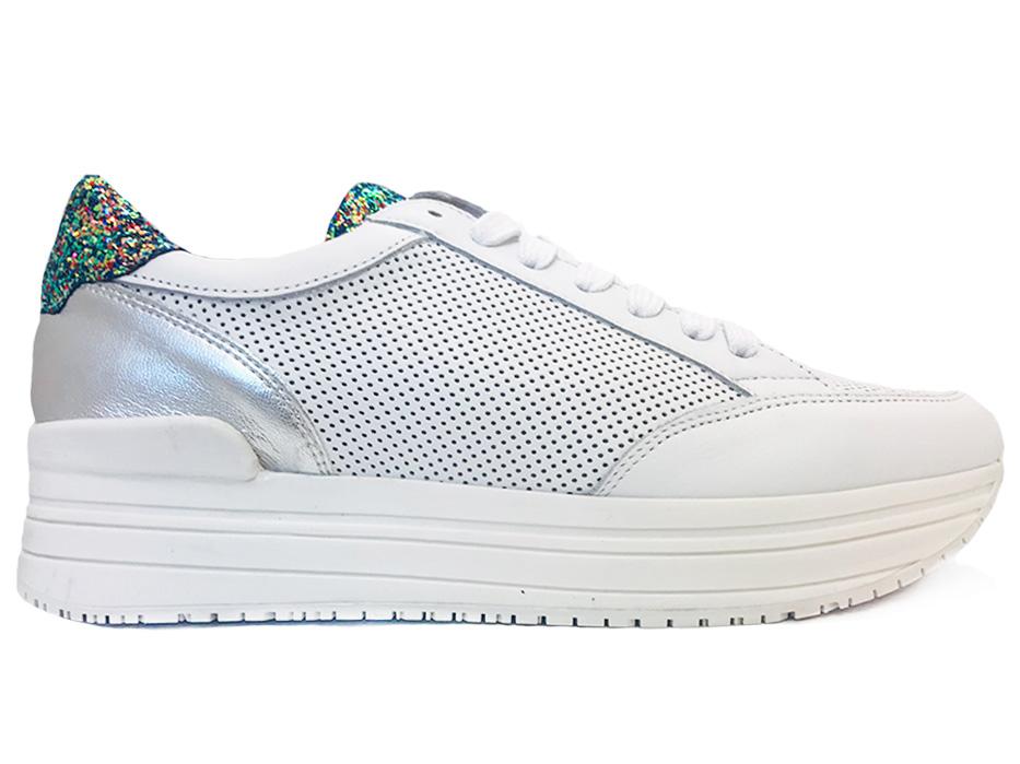 Witte SPM Sneakers Leanrun Runner
