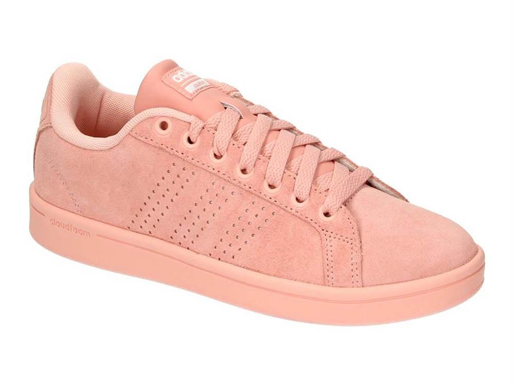 adidas cloudfoam roze