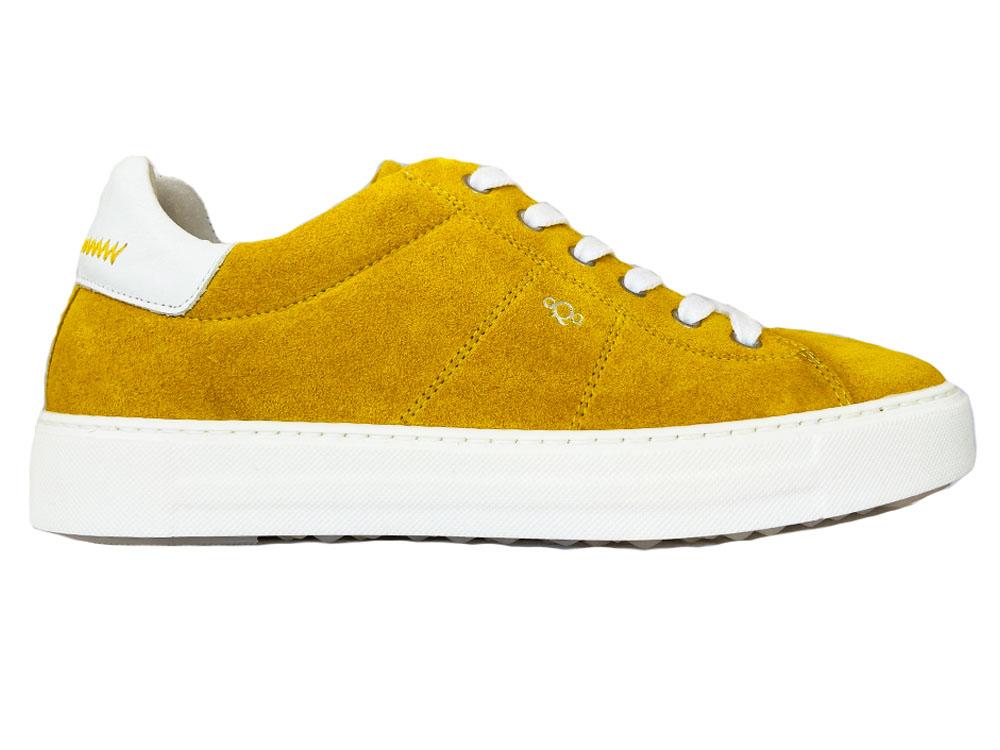 Gele Aqa Sneakers