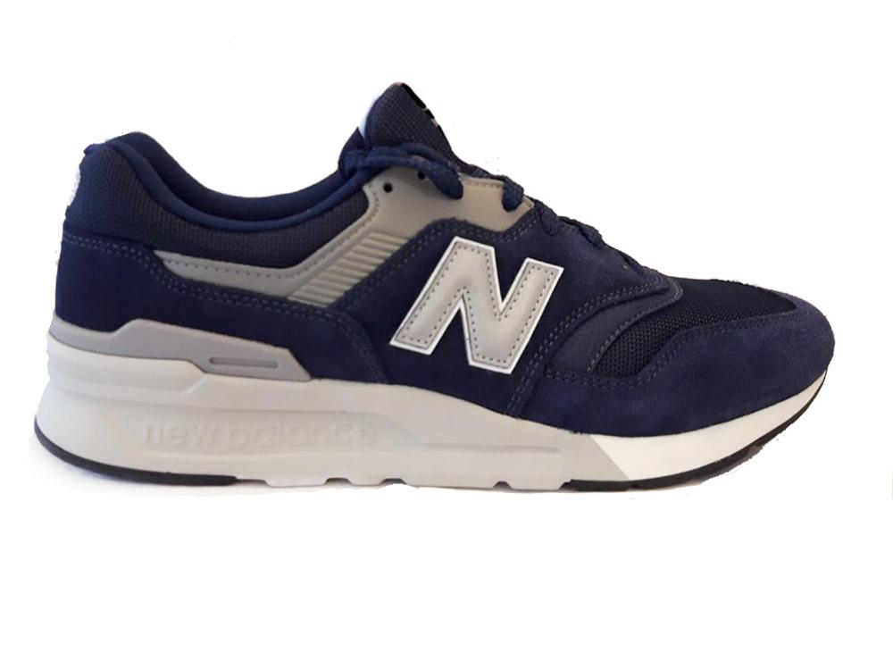 Blauwe New Balance Sneakers 997H