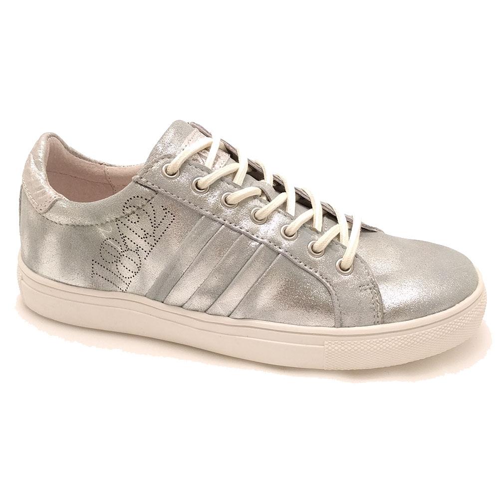 Zilveren Est1842 Sneakers