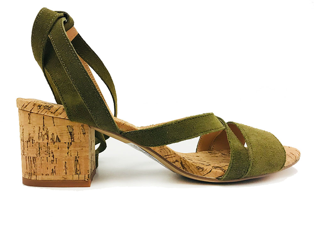 Zwarte Sandales En Daim Spm Avrola StIE8mPY26