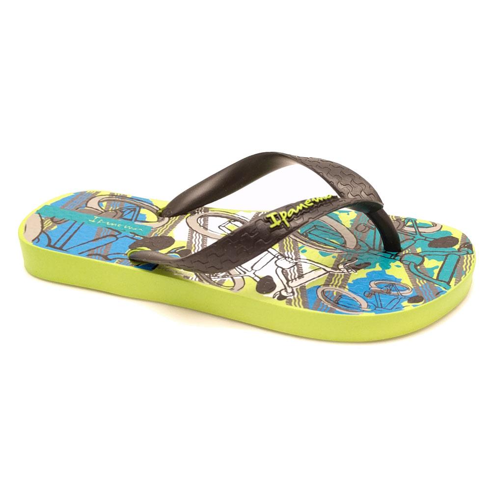 Groene Ipanema Slippers Classic Kids