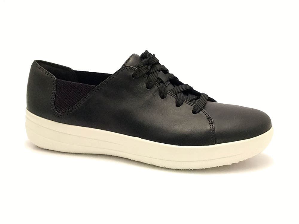 Zwarte Fitflop™ F-Sporty™ Lace-Up Sneakers