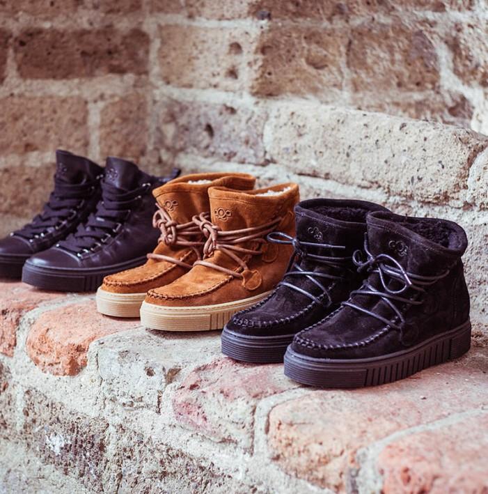 Iedere dag andere schoenen is gezond!