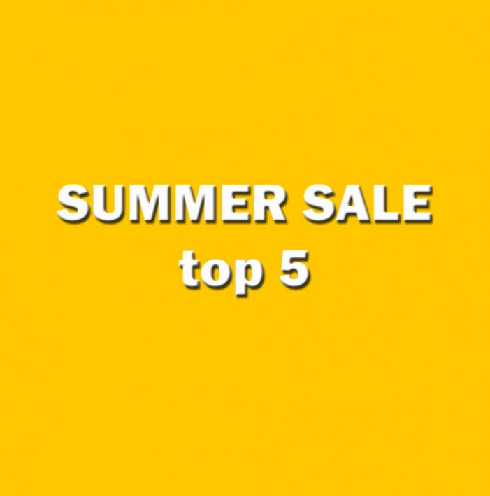 SUMMER SALE TOP 5 Damesschoenen