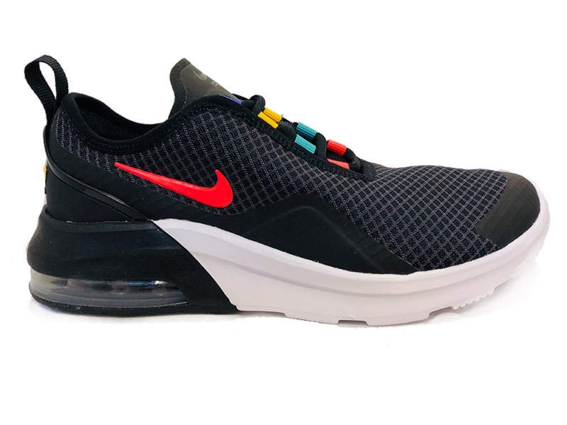 AQ2741-009 Nike Zwarte Nike Sneakers Air Max Motion 2