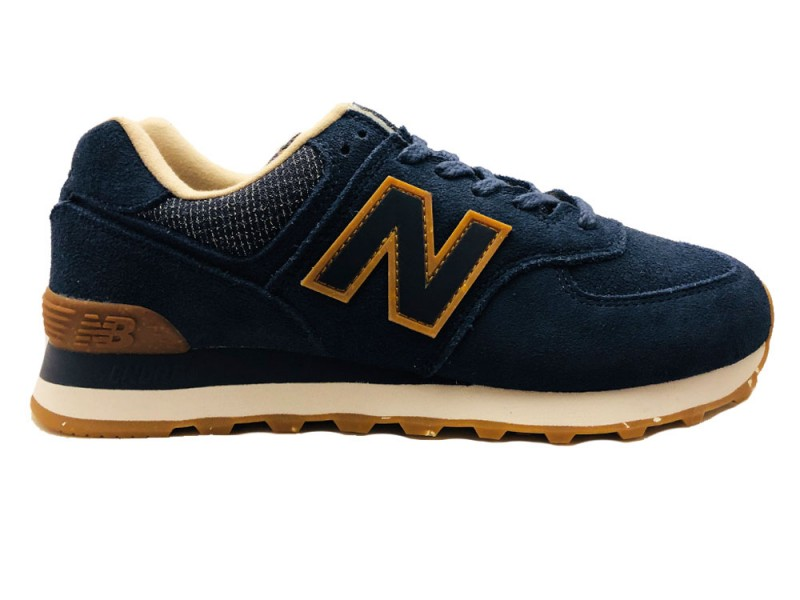 ML574-SOH New Balance Blauwe New Balance Sneakers ML574