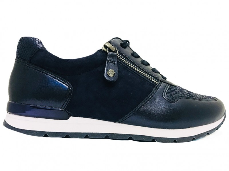 26.364-86 Gabor Blauwe Gabor Sneakers