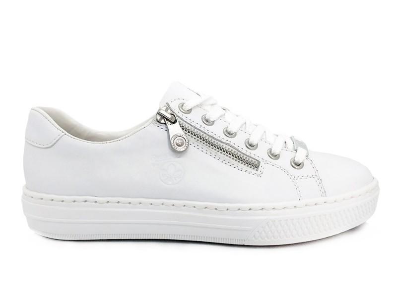 L59L1-80 Rieker Witte Rieker Sneakers
